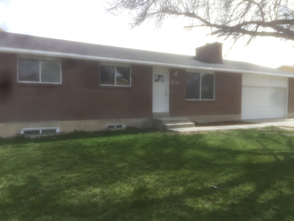 Taylorsville, UT - I just finished a punch list for a house in Taylorsville, UT that we just sold.